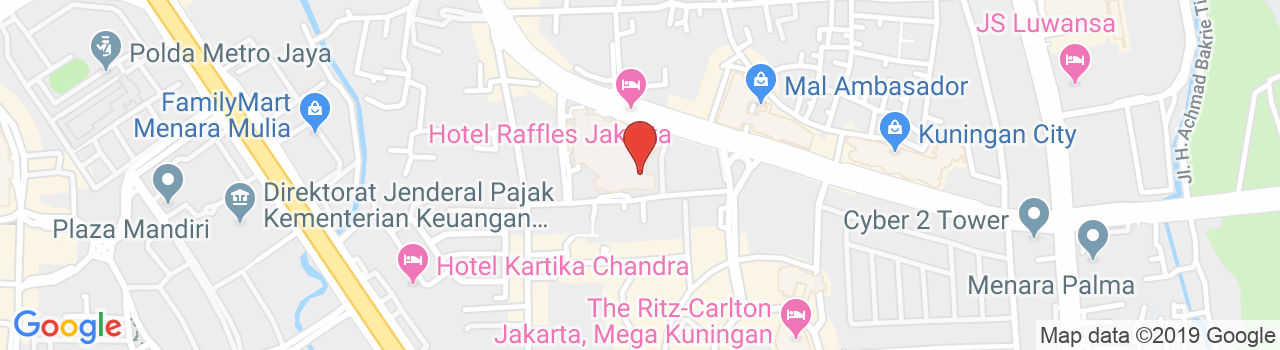 Ascott Kuningan Jakarta
