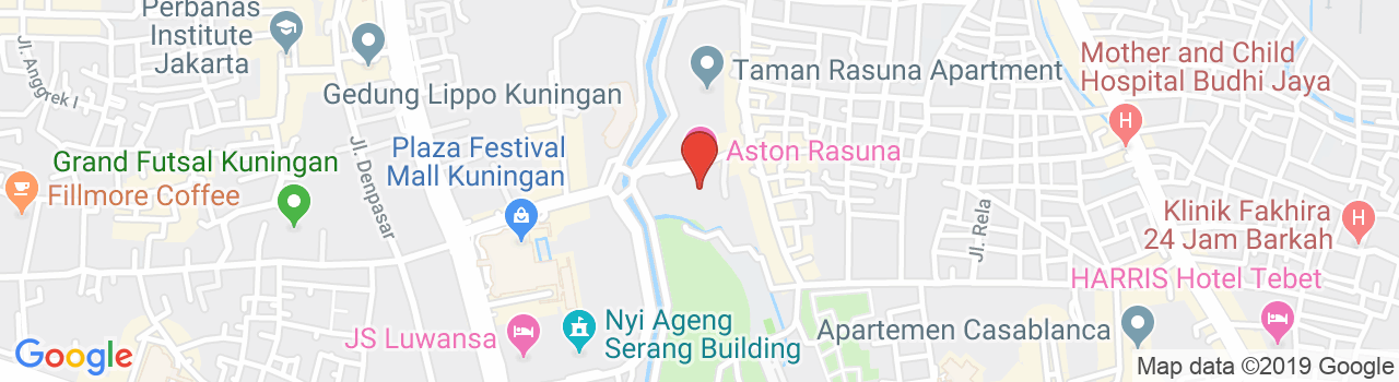 Aston Rasuna Apartment