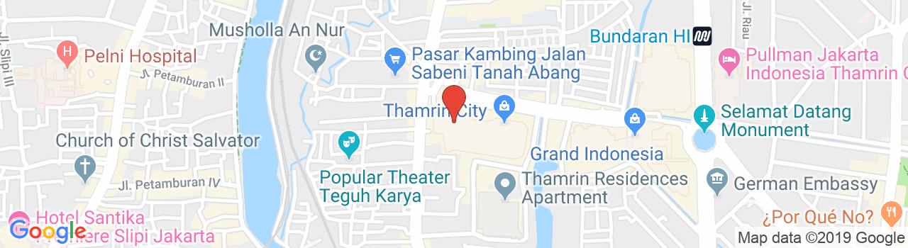 Cosmo Terrace - Thamrin City