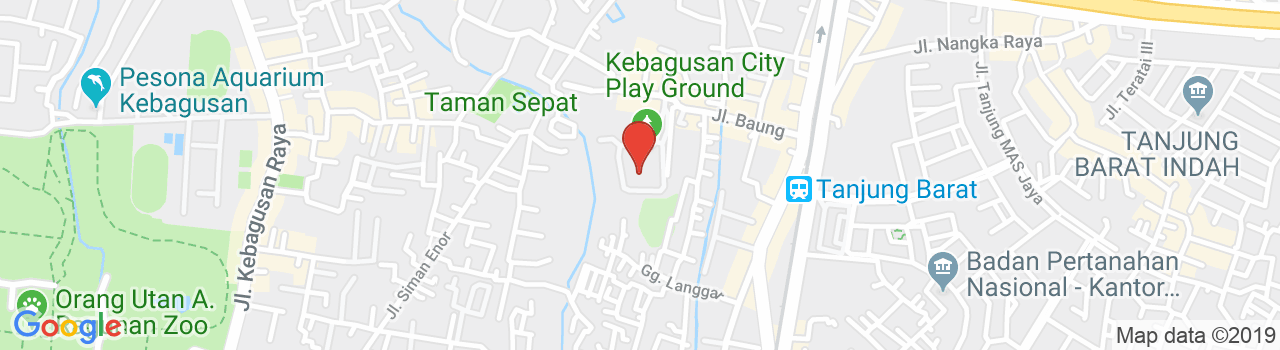 Kebagusan City Apartment
