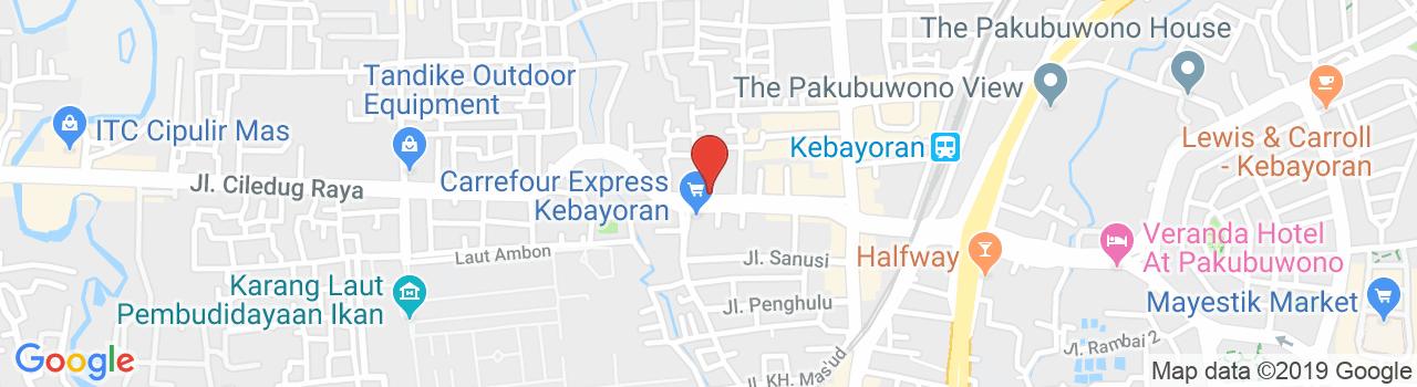 Kebayoran Icon Apartment