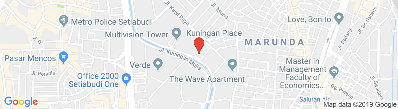 Kuningan Place Apartment