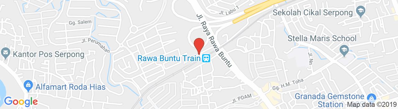 Mahata Serpong Apartment