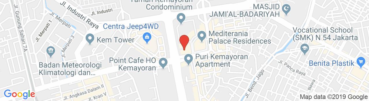 Mediterania Boulevard Kemayoran