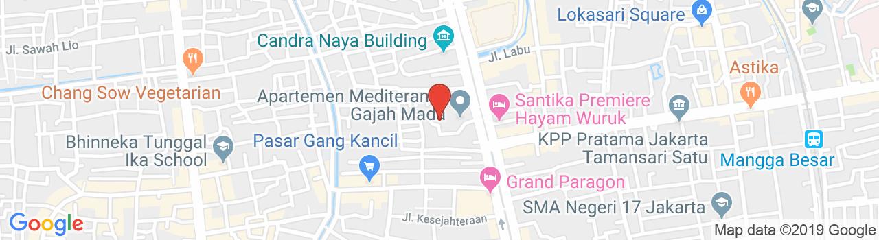 Mediterania Gajah Mada Apartment