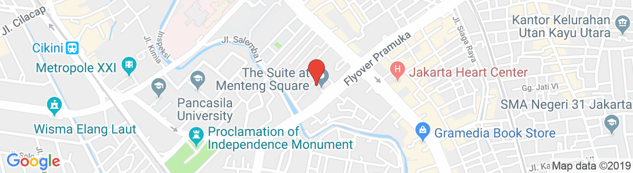 Menteng Square Apartment