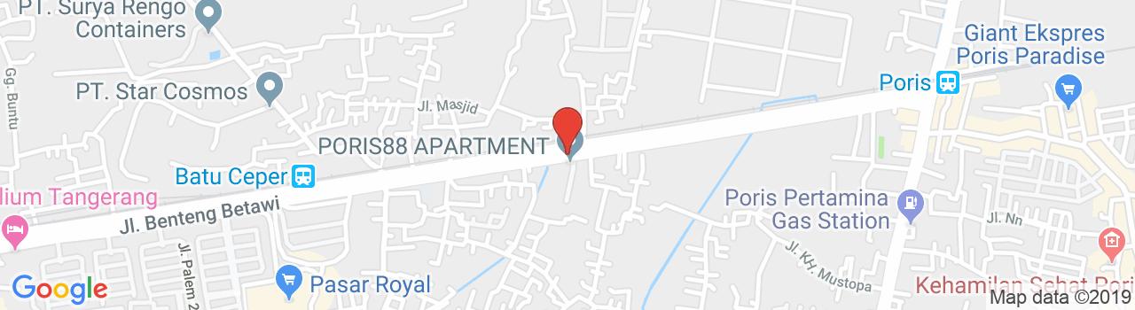 Poris 88 Apartment