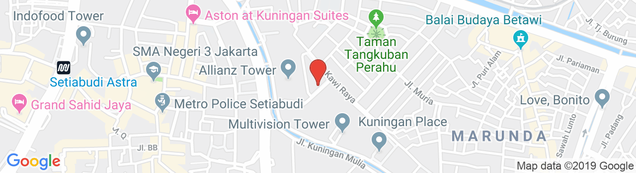 Puri Imperium Apartment