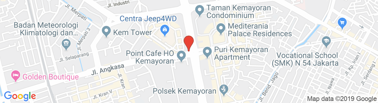 Puri Kemayoran Apartment