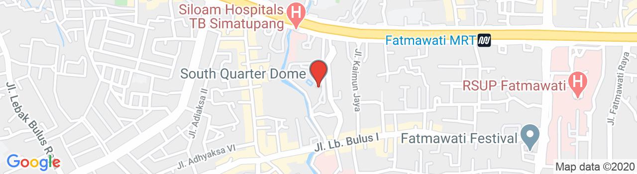 South Quarter TB Simatupang