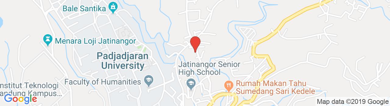 Taman Melati Jatinangor Apartment