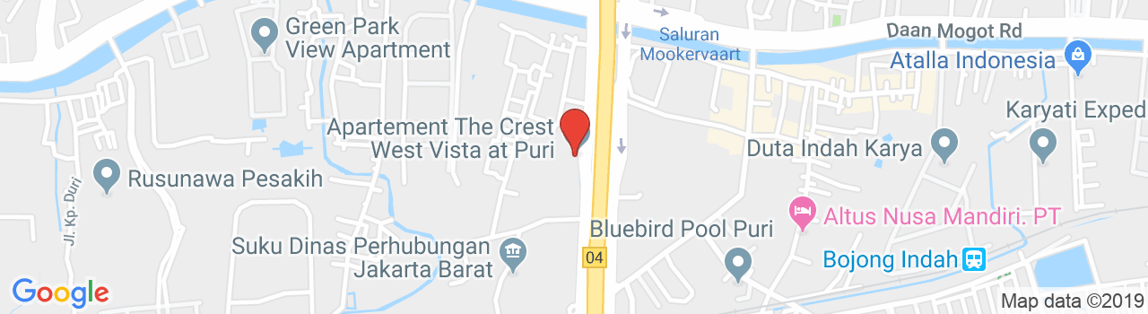 The Crest West Vista Puri