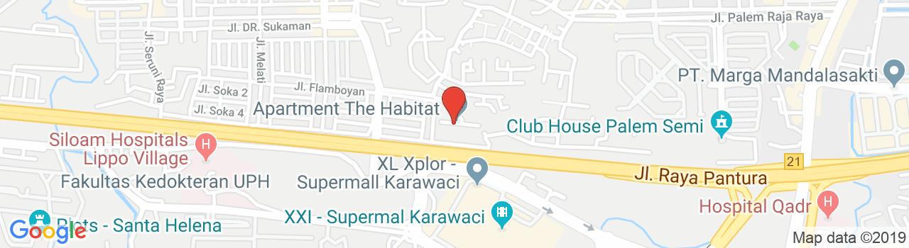 The Habitat Karawaci Apartment