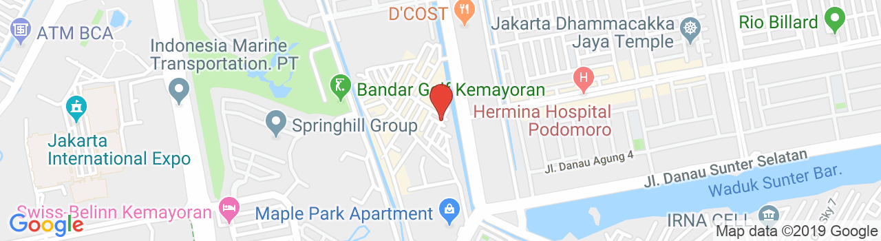 The Mansion Kemayoran Bougenville
