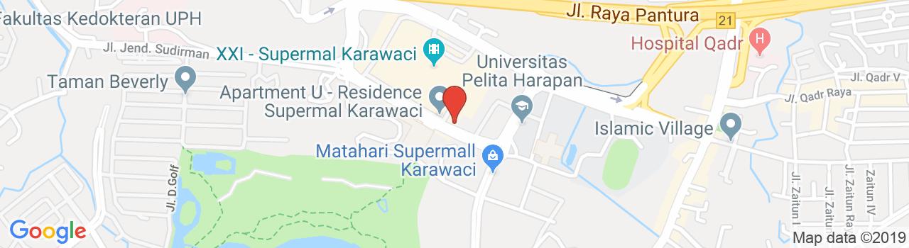 U Residence Karawaci