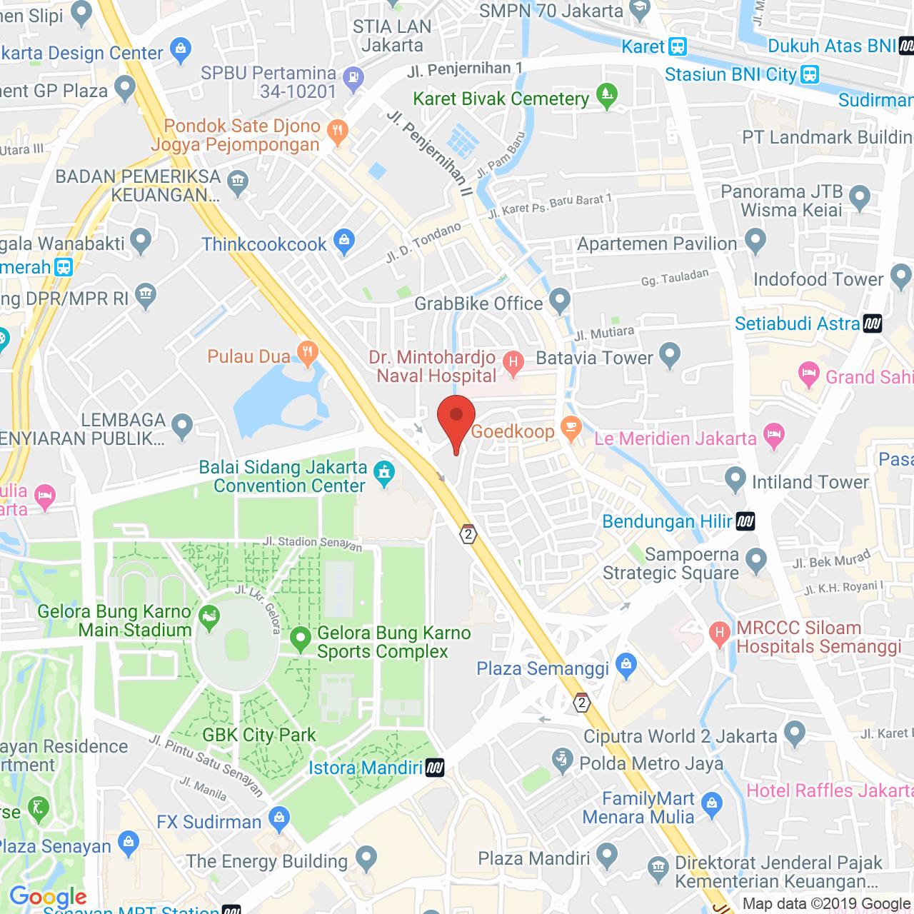 Park Royal Apartment Map