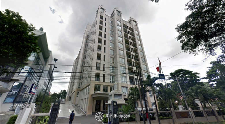 Sewa apartemen 1 cik Ditiro
