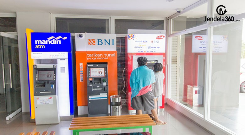 ATM Center Green Pramuka City Apartment