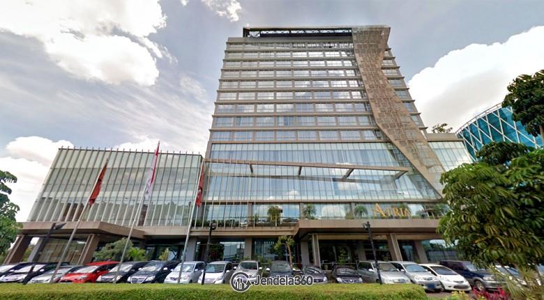 Sewa apartemen atria residences apartment