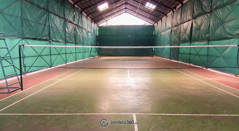 Badminton Court Kondominium Menara Kelapa Gading (KMKG)