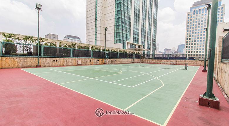 lapangan basket senayan city residence