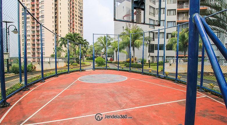 Lapangan Basket Taman Rasuna