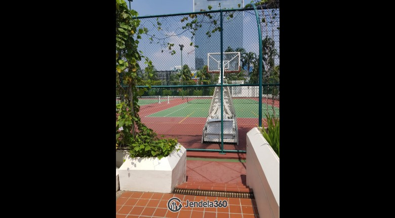 basketball court Kedoya Elok Apartment Apartment