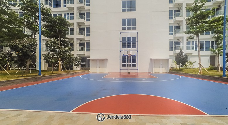 basketball court Puri Mansion  Apartment