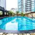kolam renang Apartemen The Bellagio Residence