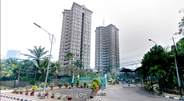 Sewa apartemen beverly tower
