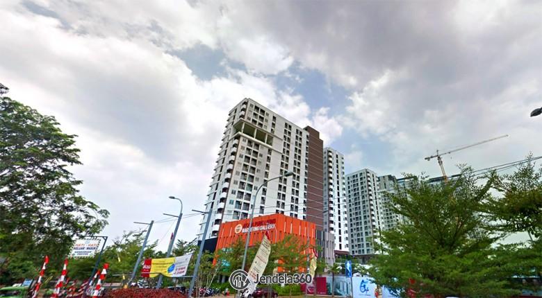 Sewa apartemen serpong greenview