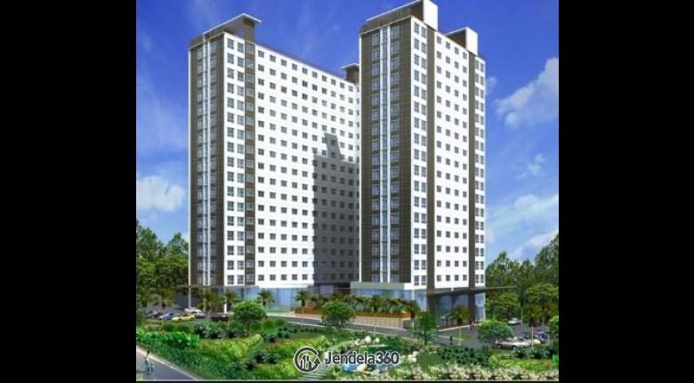 Building Apartemen Pinewood Jatinangor Apartment
