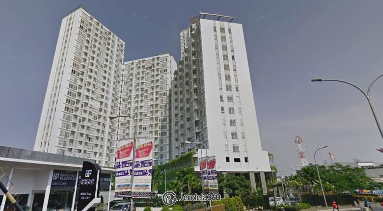 building Bintaro Plaza Residence