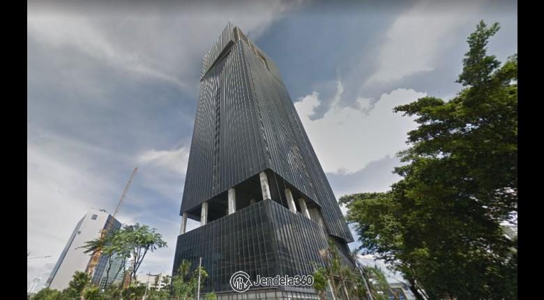 building Sudirman Suites Jakarta Apartment