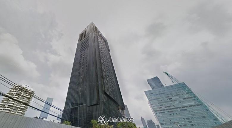 building Apartemen Sudirman Suites Jakarta