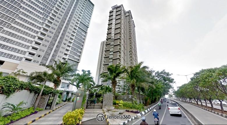 Sewa apartemen permata hijau residence