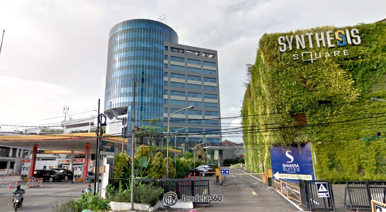 Sewa apartemen synthesis tower