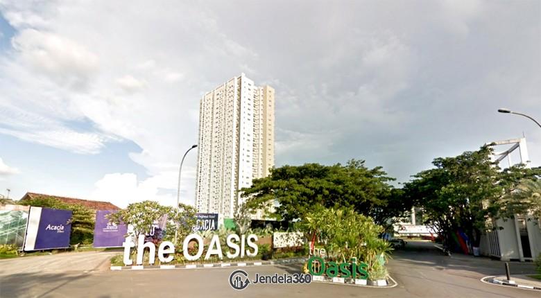Sewa apartemen oasis cikarang