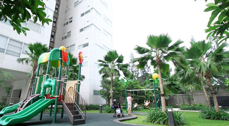 1 Park Residence, salah satu apartemen dekat Blok M
