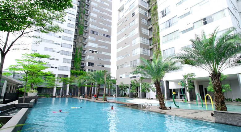 kolam renang 1 park residences