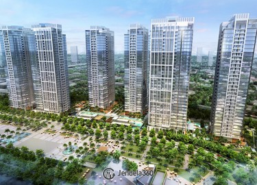 Fatmawati City Center Apartment