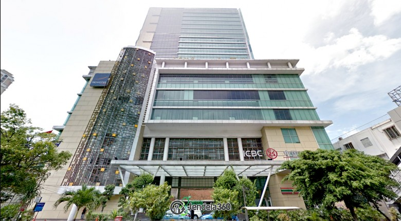Sewa apartemen green central city