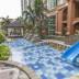 kolam renang di gading resort residence