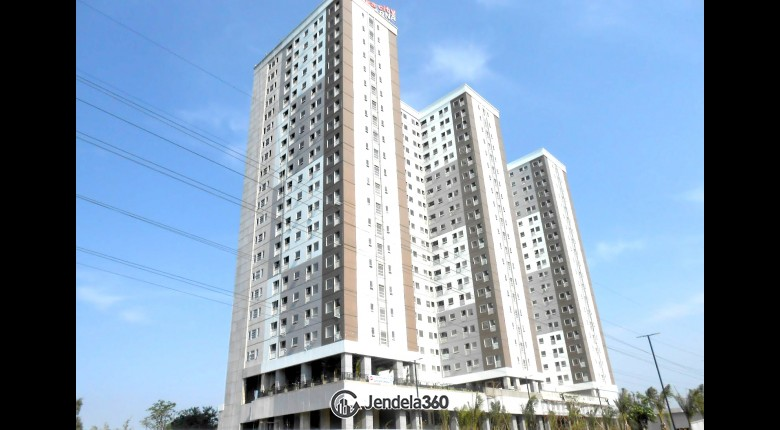 Sewa apartemen Grand Dhika City Jatiwarna