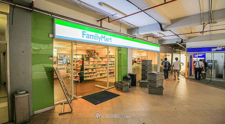 grocery store menteng square apartment