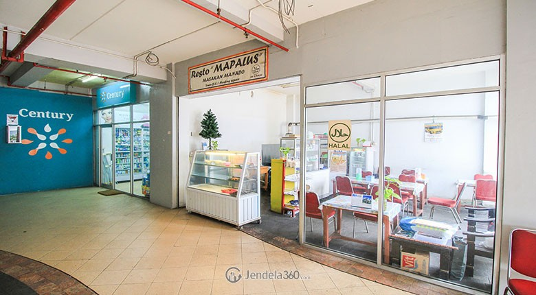 grocery store apartemen menteng square