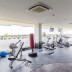 fitness center apartemen lavenue