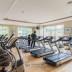fitness center pakubuwono residence