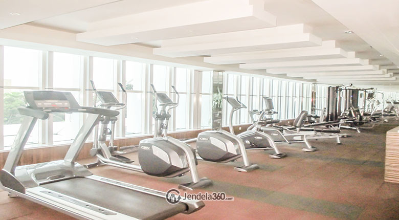 gym sky terrace apartment