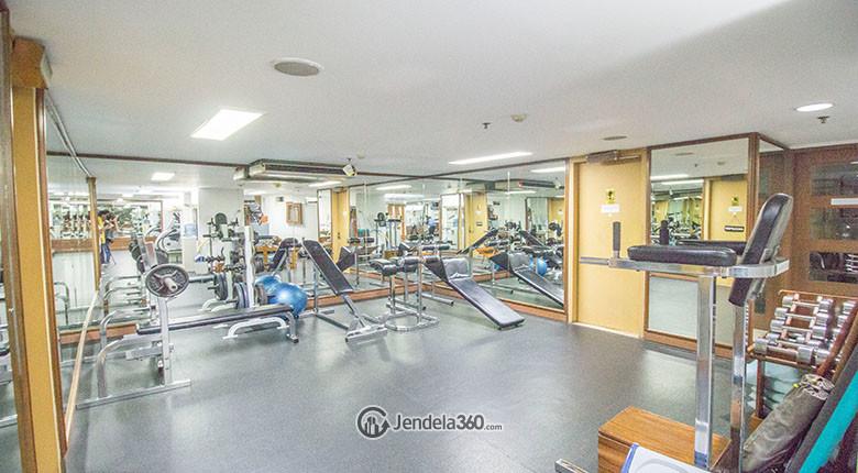 Fitness center / gym di Park Royale